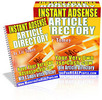 Thumbnail Instant Adsense Article Directory with Master Resale Rights