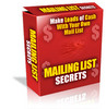 Thumbnail Mailing List Secrets With Master Resale Rights