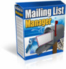 Mailing List Manager.Full Featured Email Solution