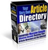 Thumbnail Make Your Own Article Directory with Master Resale Rights