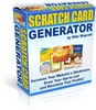 Thumbnail *NEW* Scratch Card Generator With Master Resale Rights