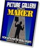 Thumbnail Picture Gallery Maker...  With Master Resale Rights