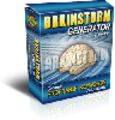 Thumbnail Brainstorm Domain Generator  With Master Resale Rights