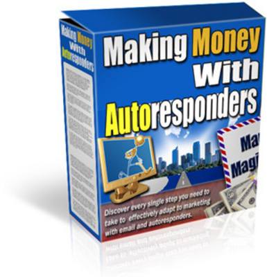 Product picture Make Money with Autoresponder with Master Resale Rights