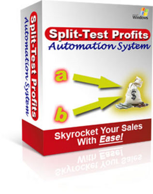 Product picture Split-Test Profits with Master Resale Rights