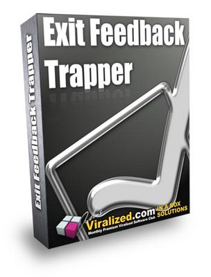 Product picture Exit Feedback Trapper With Master Resale Rights