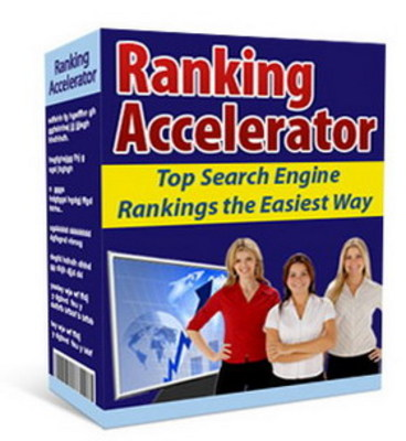 Product picture NEW!* Ranking Accelerator - With Master Resale Rights