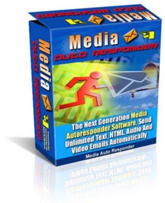 Product picture Media Auto Responder With Master Resale Rights