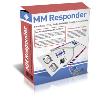 Product picture MM Responder  WIth Master Resale Rights