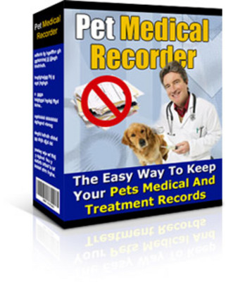 Product picture Pet Medical Recorder