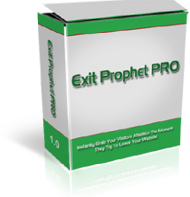 Product picture Exit Prophet Pro  With Master Resale Rights + Private Labels Rights