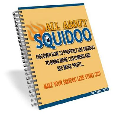 Product picture All About Squidoo Ebook Guide With Master Resale Rights