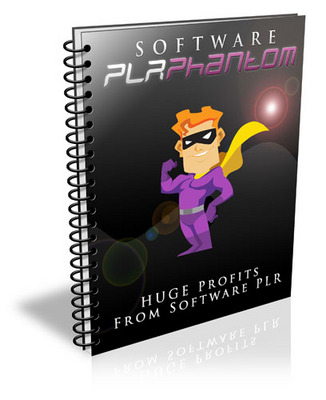 Product picture Software PLR Phantom MRR