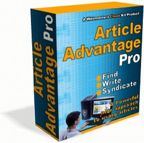 Product picture *NEW* Article Advantage Pro Search Private Database Of Over 11,000 Articles With Resale Rights